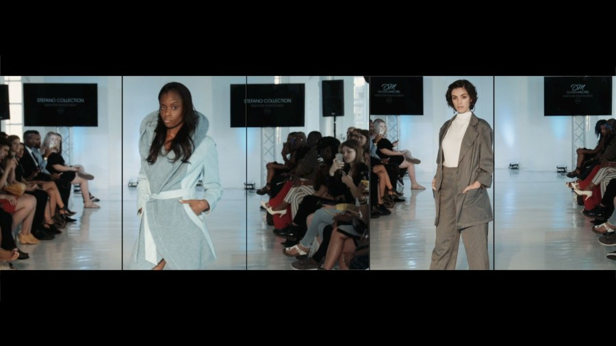 Oxford Fashion Studio: AWS2016